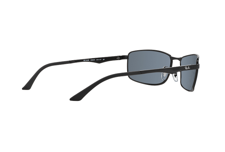 Ray-Ban Active RB3498 Matte Black lente Grey Polarized cod. RB3498 006/81 61 - Image 8