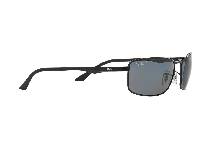Ray-Ban Active RB3498 Matte Black lente Grey Polarized cod. RB3498 006/81 61 - Image 10