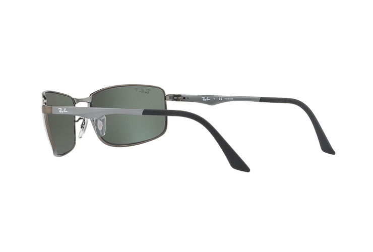 Ray Ban Active RB3498 Matte Gunmetal lente Silver Mirror Polarized cod. RB3498 029/Y4 61 - Image 4