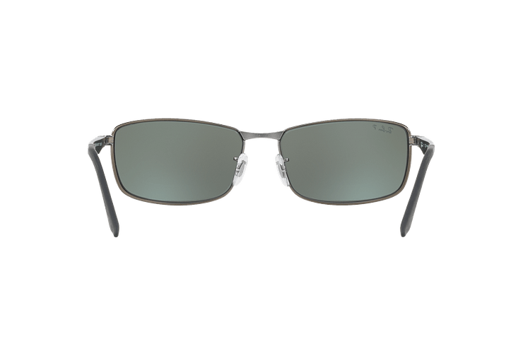 Ray Ban Active RB3498 Matte Gunmetal lente Silver Mirror Polarized cod. RB3498 029/Y4 61 - Image 6