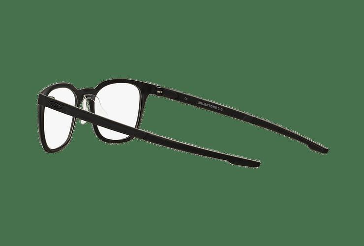 Armazón óptico Oakley Milestone 3.0 Satin Black cod. OX8093-0149 - Image 4