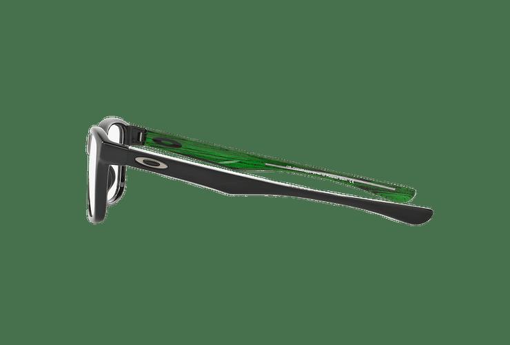 Armazón óptico Oakley Trim Plane Polished Black cod. OX8107-0251 - Image 3