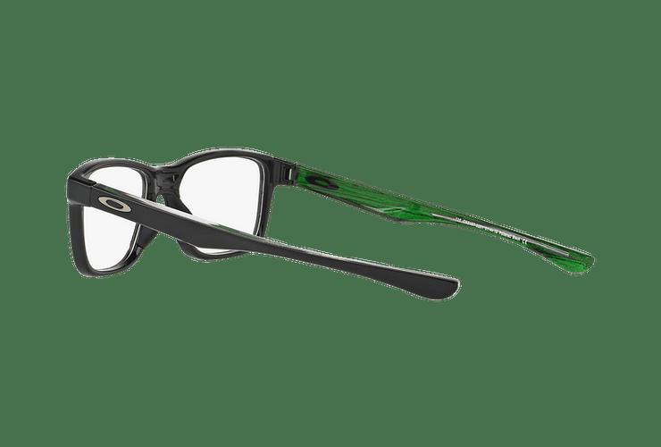 Armazón óptico Oakley Trim Plane Polished Black cod. OX8107-0251 - Image 4