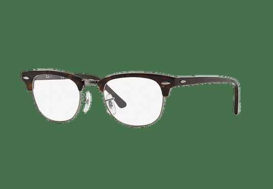 Armazón óptico Ray Ban Clubmaster RX5154 Dark Havana cod. RX5154 2012 49