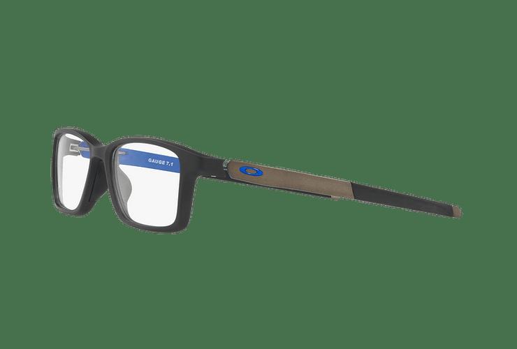 Armazón óptico Oakley Gauge 7.1 Satin Black cod. OX8112-0454 - Image 2
