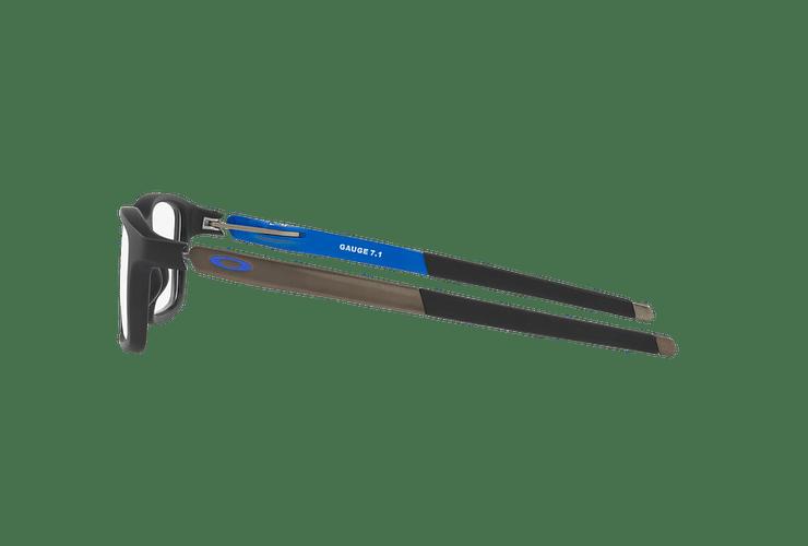 Armazón óptico Oakley Gauge 7.1 Satin Black cod. OX8112-0454 - Image 3