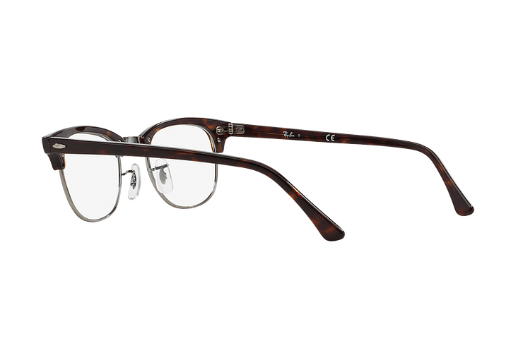 927068cc6320a Armazón óptico Ray Ban Clubmaster RX5154 Dark Havana cod. RX5154 2012 49 -  Image 4