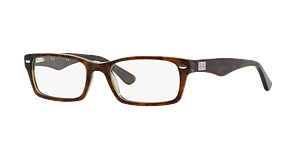 Ray-Ban Rectangular RX5206