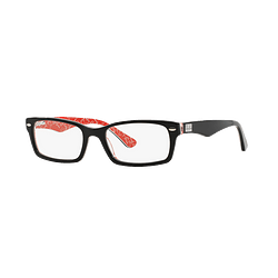 Armazón óptico Ray-Ban Rectangular RX5206