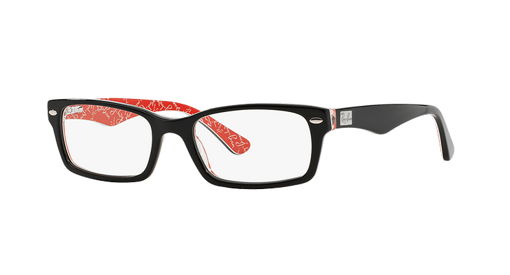 Ray-Ban Rectangular RX5206 Sin Aumento Óptico - Image 1