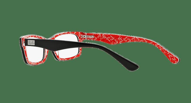 Ray-Ban Rectangular RX5206 Sin Aumento Óptico - Image 4