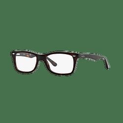 Armazón óptico Ray Ban RX5228 Dark Havana cod. RX5228 2012 55