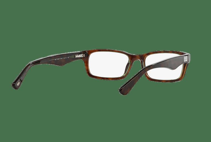 Armazón óptico Ray Ban Rectangular RX5206 Havana cod. RX5206 2445 54 - Image 7