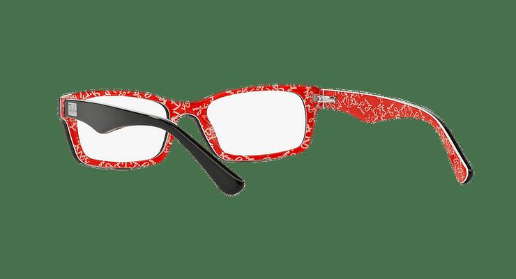 Ray-Ban Rectangular RX5206 Sin Aumento Óptico - Image 5