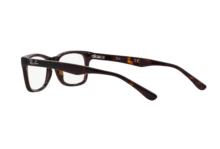 Armazón óptico Ray-Ban RX5228 Dark Havana cod. RX5228 2012 55 - Image 4