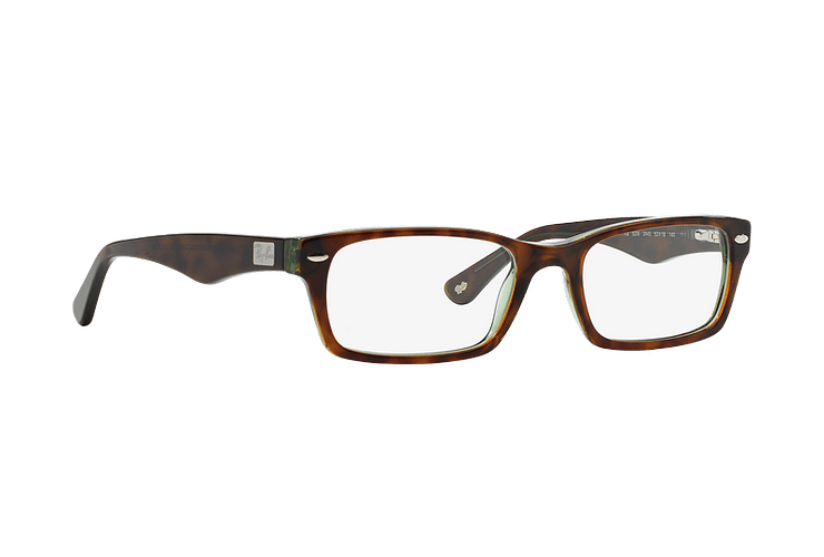 Armazón óptico Ray Ban Rectangular RX5206 Havana cod. RX5206 2445 54 - Image 11