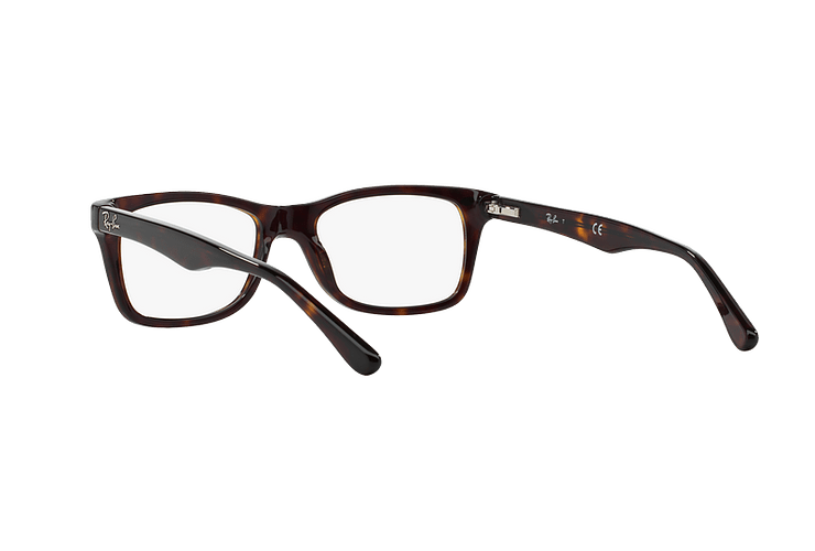 Armazón óptico Ray Ban RX5228 Dark Havana cod. RX5228 2012 55 - Image 5