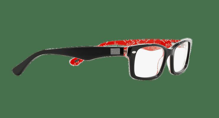 Ray-Ban Rectangular RX5206 Sin Aumento Óptico - Image 10
