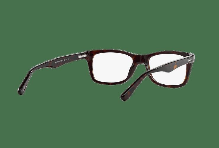 Armazón óptico Ray Ban RX5228 Dark Havana cod. RX5228 2012 55 - Image 7