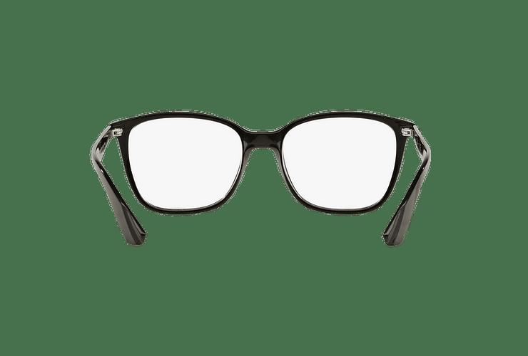 Armazón óptico Ray Ban RX7066 Shiny Black cod. RX7066 2000 54 - Image 6