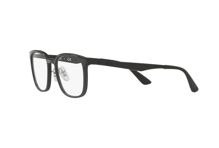 Armazón óptico Ray Ban RX7117 Matte Black cod. RX7117 5196 52 - Image 2