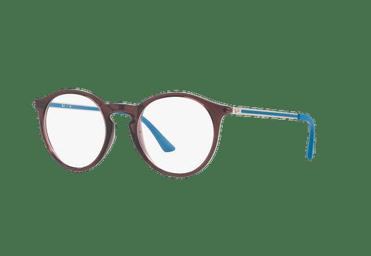 Armazón óptico Ray Ban Round RX7132 Opal Brown cod. RX7132 5720 48