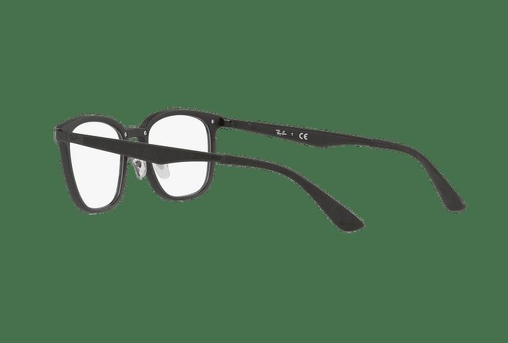 Armazón óptico Ray Ban RX7117 Matte Black cod. RX7117 5196 52 - Image 4