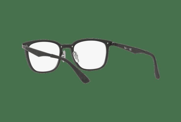 Armazón óptico Ray Ban RX7117 Matte Black cod. RX7117 5196 52 - Image 5