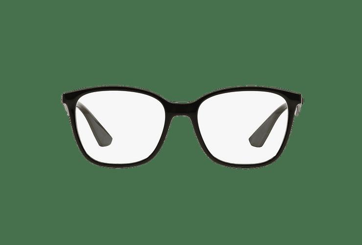 Armazón óptico Ray Ban RX7066 Shiny Black cod. RX7066 2000 54 - Image 12