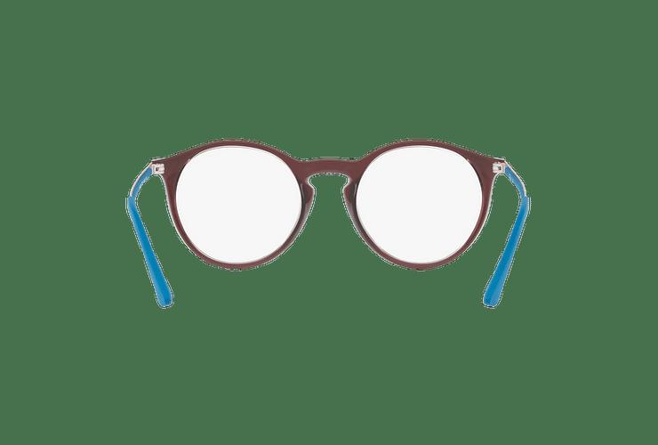 Armazón óptico Ray Ban Round RX7132 Opal Brown cod. RX7132 5720 48 - Image 6