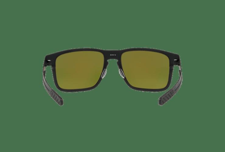 Oakley Holbrook Metal Matte Black lente Ruby PRIZM cod. OO4123-1255 - Image 6