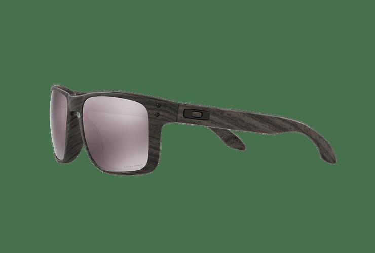 Oakley Holbrook Woodgrain lente Daily Prizm y Polarized cod. OO9102-B755 - Image 2