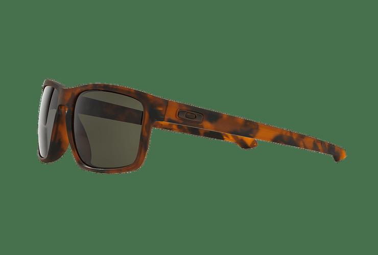 Oakley Sliver (A) Matte Brown Tortoise lente Dark Grey cod. OO9269-0257 - Image 2
