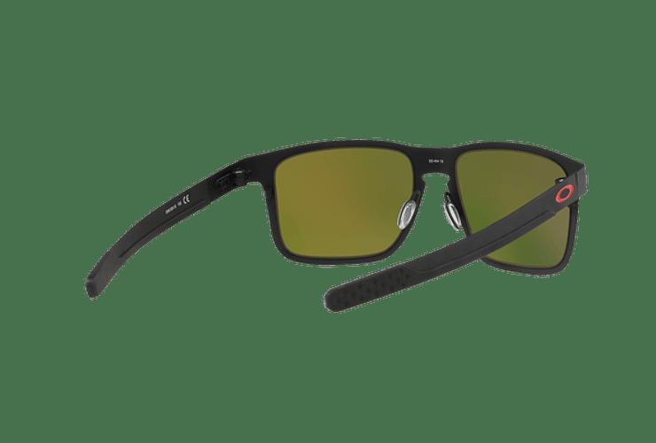 Oakley Holbrook Metal Matte Black lente Ruby PRIZM cod. OO4123-1255 - Image 7