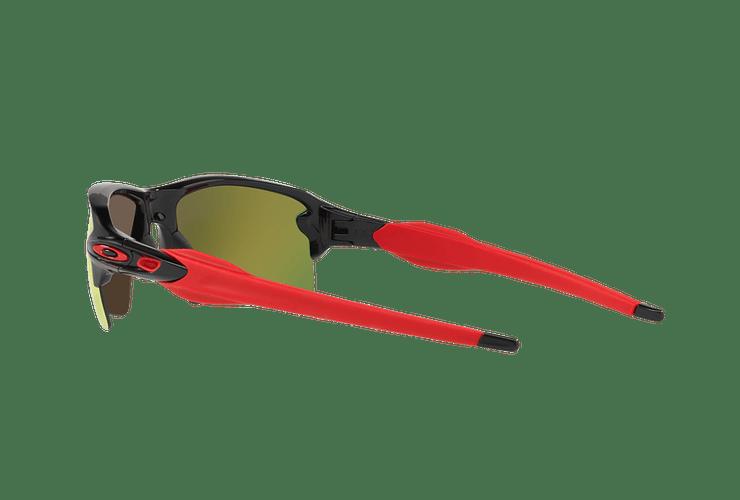 Oakley Flak 2.0 XL Polished Black lente Ruby PRIZM cod. OO9188-8059 - Image 4