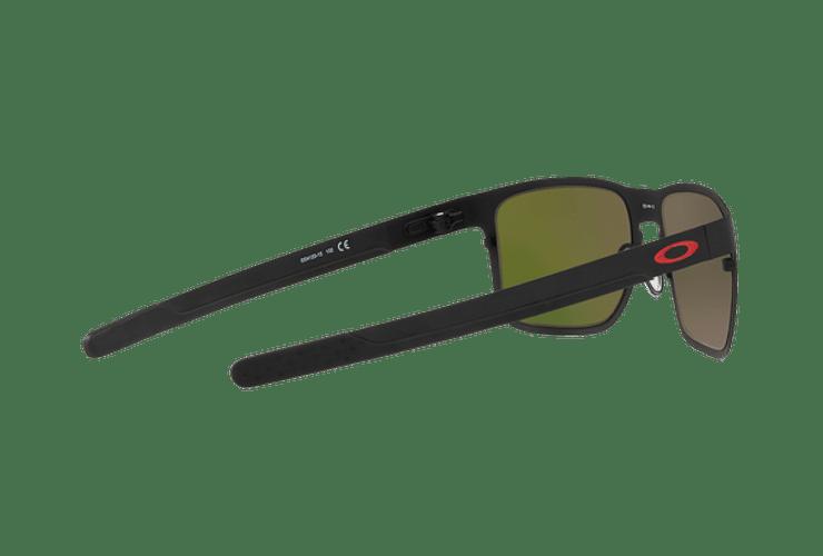 Oakley Holbrook Metal Matte Black lente Ruby PRIZM cod. OO4123-1255 - Image 8