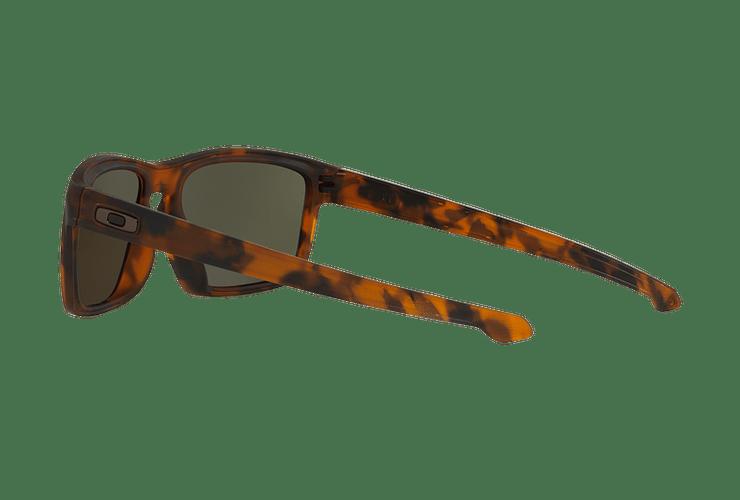 Oakley Sliver (A) Matte Brown Tortoise lente Dark Grey cod. OO9269-0257 - Image 4