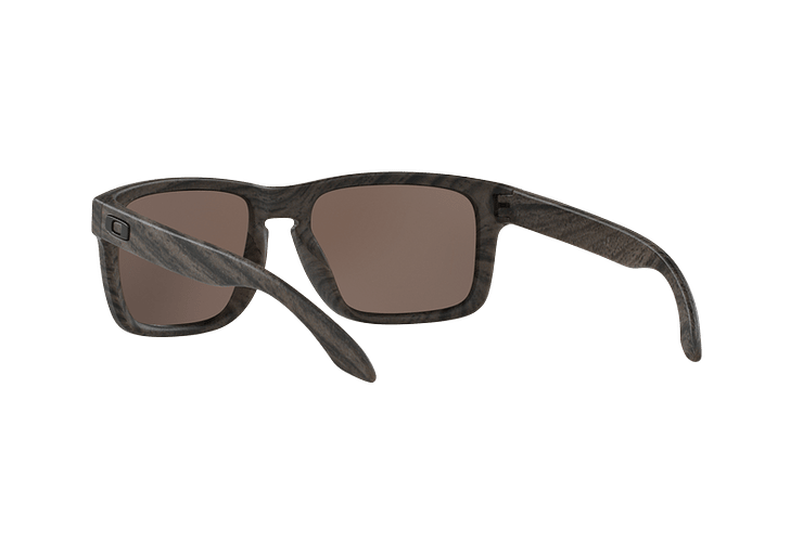 Oakley Holbrook Woodgrain lente Daily Prizm y Polarized cod. OO9102-B755 - Image 5