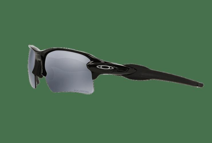 Oakley Flak 2.0 XL Polished Black lente Black Iridium Polarized cod. OO9188-0859 - Image 2