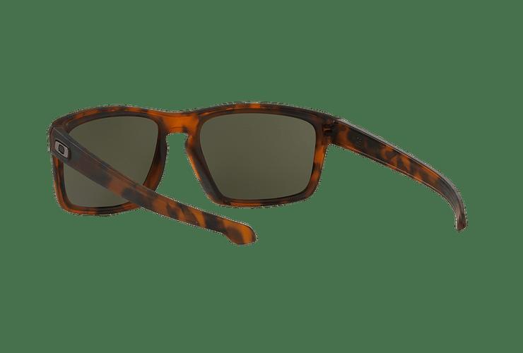 Oakley Sliver (A) Matte Brown Tortoise lente Dark Grey cod. OO9269-0257 - Image 5