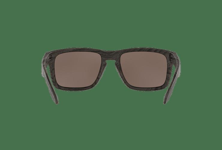 Oakley Holbrook Woodgrain lente Daily Prizm y Polarized cod. OO9102-B755 - Image 6
