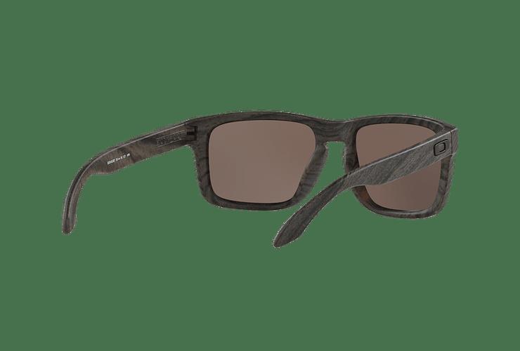 Oakley Holbrook Woodgrain lente Daily Prizm y Polarized cod. OO9102-B755 - Image 7