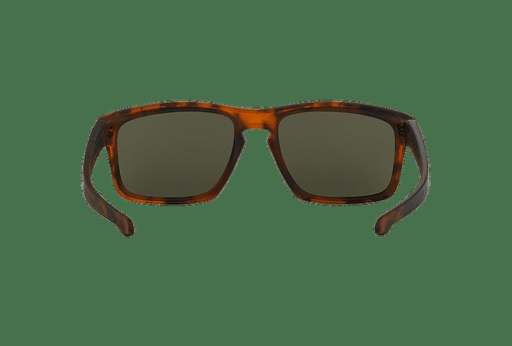 Oakley Sliver (A) Matte Brown Tortoise lente Dark Grey cod. OO9269-0257 - Image 6