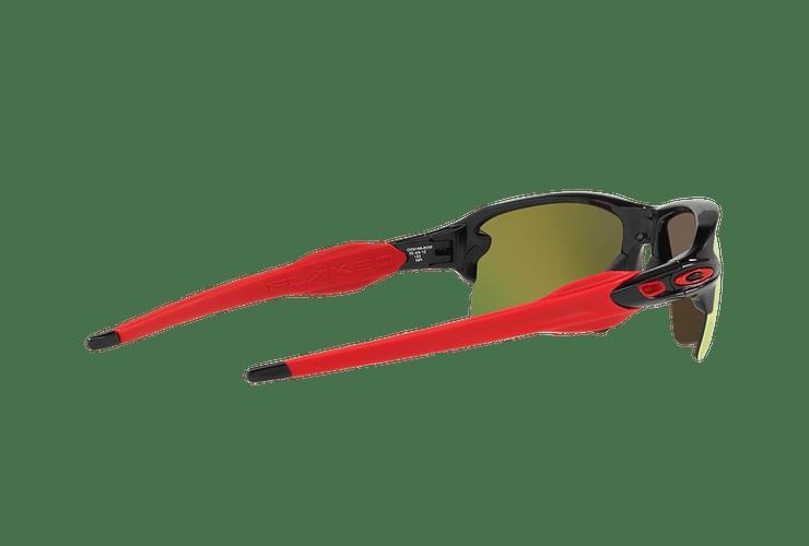Oakley Flak 2.0 XL Polished Black lente Ruby PRIZM cod. OO9188-8059 - Image 8