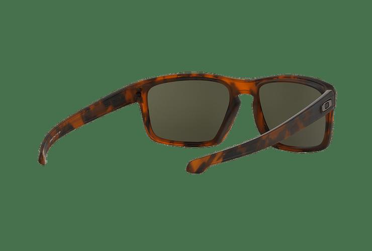 Oakley Sliver (A) Matte Brown Tortoise lente Dark Grey cod. OO9269-0257 - Image 7