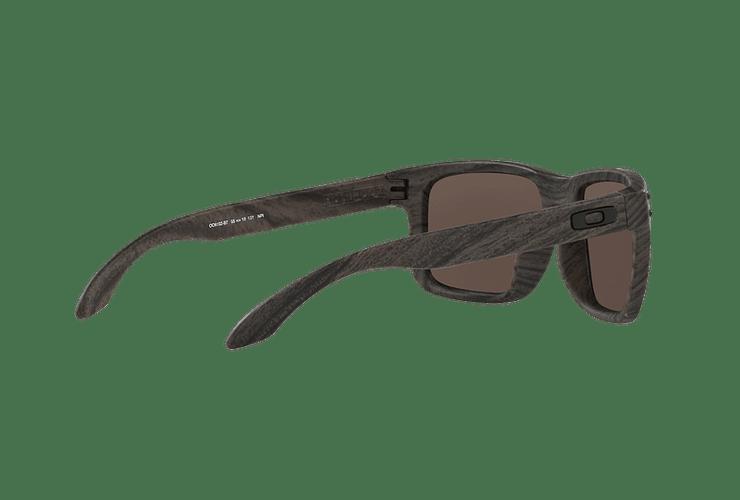 Oakley Holbrook Woodgrain lente Daily Prizm y Polarized cod. OO9102-B755 - Image 8