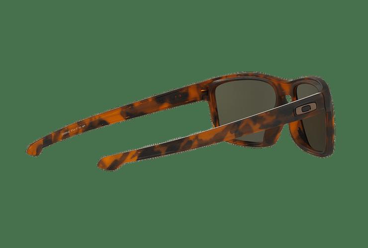 Oakley Sliver (A) Matte Brown Tortoise lente Dark Grey cod. OO9269-0257 - Image 8