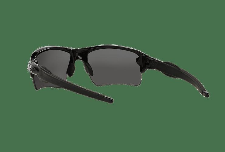Oakley Flak 2.0 XL Polished Black lente Black Iridium Polarized cod. OO9188-0859 - Image 5