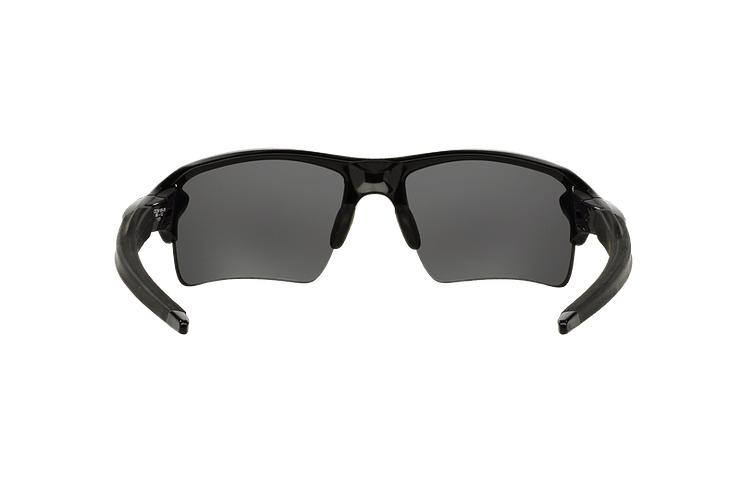 Oakley Flak 2.0 XL Polished Black lente Black Iridium Polarized cod. OO9188-0859 - Image 6