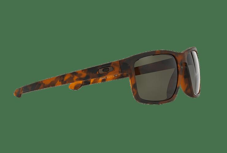 Oakley Sliver (A) Matte Brown Tortoise lente Dark Grey cod. OO9269-0257 - Image 10